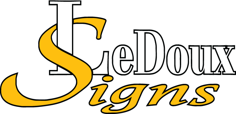LeDoux Signs Logo 800