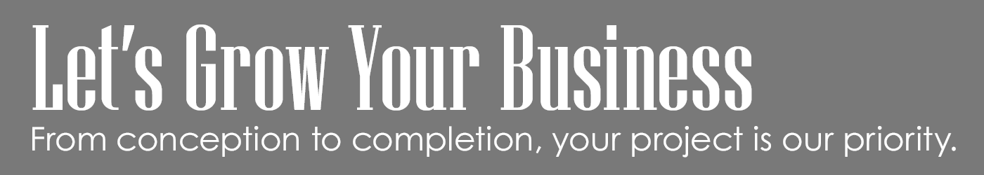 Let's grow your business